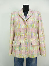 Prestige Blazer Size 40/Multi-coloured with Pattern & MINT (M 3028)