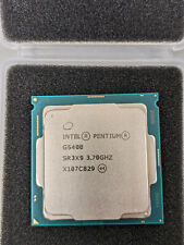 Intel Pentium Gold G5400 Coffee Lake Processor 3.70GHz 8.0GT/s 4MB LGA 1151 TRAY