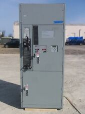 Asco 600 Amp Ats 7000 Automatic Transfer Switch 3ph 4w 208v Bypass Ak