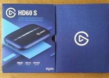 ELGATO GAME CAPTURE HD60S FOR PS4, XBOX ONE, TWITCH, YOUTUBE, 1080P60, STREAMING