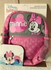 Minnie Mouse Harness Backpack Girls By Disney Baby New
