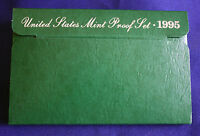 1995-s  U.S.Proof set. Genuine. complete and original as issued by US Mint.