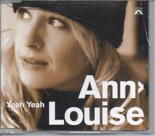 (AH769) Ann Louise, Yeah Yeah - 2002 CD