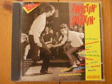 Twistin' & Shakin' - 60' Dance Craze / Little Richard Chubby Checker James Brown