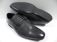 Chaussures MPL gris HOMME taille 40 garcon costume mariage man shoes grey NEUF