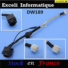 AC DC Power Jack Cable for Sony Vaio VGN-NW115D VGN-NW130D VGN-NW21SF VGN-NW24s