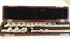 Chateau Advanced Quality C Flute Nickel Plated - Perfect for beginners!