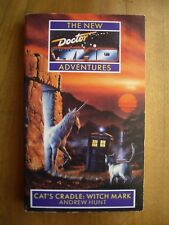 Doctor Who Cat's Cradle Witch Mark, New Adventures (NA), Virgin book