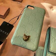 GUCCI iPhone X/XS Case with Cat Japan Exclusive Pastel Green In Box New