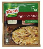 3 x Knorr Fix Jaeger Schnitzel - New & Fresh from Germany !