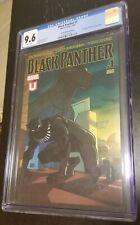 Black Panther #1 CGC 9.6 WP Unlimited 1st Ta-Nehisi Coates Ferry Marvel 2016