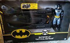 "Rare, DC/ Spin Master, 12"" Tactical Batman/ Batmobile Set! NIB!"
