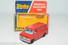 DINKY TOYS 410 BEDFORD AA VAN BROOKE BOND TEA MINT BOXED RARE SELTEN JOHN GAY