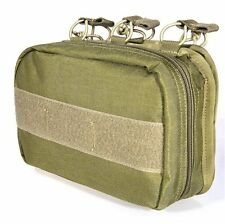 FLYYE MOLLE Battle Versatile Medical Red Cross First Air Pouch – Khaki