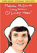 O Lucky Man! (2DVD, 2008 Lindsay Anderson featuring Malcolm Mcdowell very good