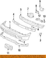 ACURA HONDA OEM Front Bumper-Bumper Cover Clip 91502SP0003