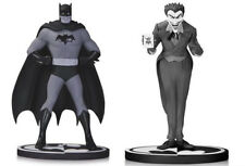 DC comics Batman & Joker By Dick Sprang Black & White statue set of 2 box RARE