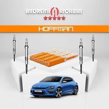 KIT 4 CANDELETTE VW SCIROCCO 2.0 TDI 100KW 136CV 2014 -> GE115