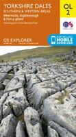 Yorkshire Dales South & Western by Ordnance Survey 9780319263310 | Brand New