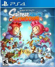Scribblenauts Showdown (PlayStation 4) BRAND NEW