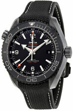 New Omega Seamaster Planet Ocean GMT Deep Black Watch 215.92.46.22.01.001