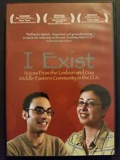 I Exist (DVD, 2006) Voices From The Lesbian Gay Middle Eastern Community in U.S.