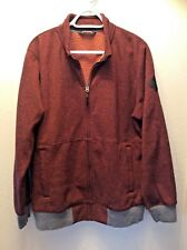 The North Face Men's Thermal 3D Jacket Burnt Orange/Gray Tnf Large