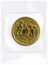 2012 Canada $10 1/4 Oz .9999 Fine Gold War of 1812 (in Mint Plastic) SKU41014