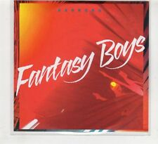 (HD470) Broncho, Fantasy Boys - 2016 DJ CD