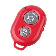 WIRELESS Bluetooth SELFIE FOTOCAMERA Remote Control Shutter per iPhone & Samsung Telefono UK