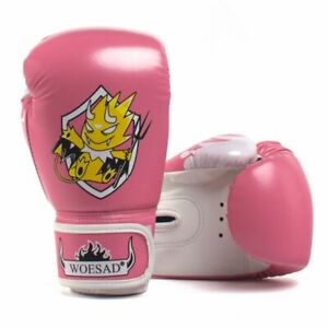 Kick Boxing Gloves Kid Muay Thai Guantes De Boxeo Fight MMA Training Equipment