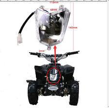 FRONT LIGHT HEADLIGHT 50cc 70cc 90cc 110cc 125cc MINI ATV QUAD BIKE BUGGY