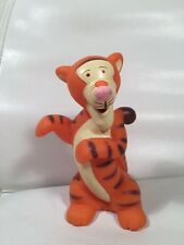 "TIGGER 4.5"" FIGURE, Squeeze Toy, Winnie the Pooh, Disney"