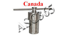 50mL Teflon Lined Hydrothermal Synthesis Autoclave Reactor Lab Equipment