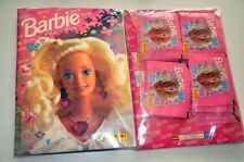 ¡¡ULTIMOS!! ALBUM DE CROMOS BARBIE 1993 + 50 SOBRES. PANINI / STICKER PACKS