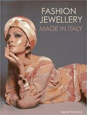 FASHION JEWELLERY Jewelry Made in Italy Designs by Chanel Prada Gianfranco Ferre