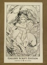 ULTRA RARE: GRIMM FAIRY TALES GALLERY SCRIPT EDITION - #4 OF 10