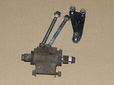 Honda ca 125 Rebel jc 24 motor soporte motor Soporte Engine Bracket