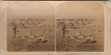 SV:Boer War,South Africa,1899-1902:Artillery Park Of The 85th Battery Just Outsi