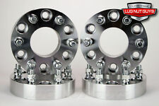 """4 WHEEL SPACERS CONVERTS 6x5 to 6x5.5 1.25"""" THICK ADAPTERS ¦ TRAILBLAZER ENVOY"""