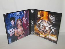 Custom Made Lexx Trading Card Album Binder
