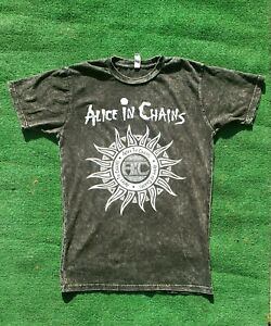 Alice in Chains t shirt vintage officially licensed