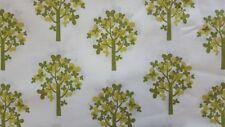 Moda 'Just Wing It' Tejido Retro árbol verde Algodón Estampado Edredón Patchwork