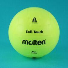 N°10 palloni Pallavolo Miny Volley Molten modello Prbv-3 gomma morbida