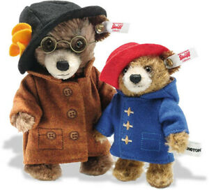Steiff 690501 SET of Aunt Lucy and Paddington Limited Edition