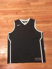Michigan State Spartans NCAA Nike Elite Team Blank Jersey Men's Size XXL