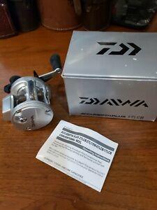 New in box Daiwa Accudepth Plus 17 LCB Line counter trolling reel