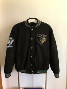 Vintage NHL San Jose Sharks Jacket Bomber