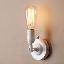 Vintage Industrie Wandleuchter Lampenhalter Sconce Edison Flushmount Wandlampe