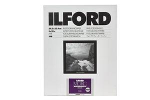 Ilford Multigrade V RC Deluxe Pearl - 8x10 Darkroom Printing Paper - 100 Sheets